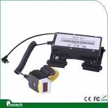 Wearable 1D Laser Finger Barcode Scanner USB interface FS01