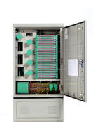 SMC professional manufacture for telecommunication outdoor cable cross connection cabinet
