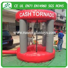 Inflatable Money Booth, Inflatable Cash Machine for Commercial Interactive