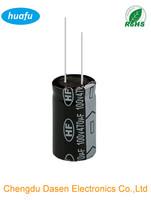 Aluminium electrolysis CD110 470uf 100v super capacitor