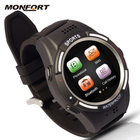 high quality touch screen sim card watch mobile phone supporting sync phone call android jav watch phone