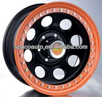Newest design style 4x4 engineering wheels for SUV