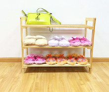 High Grade Antique Solid Wood shoe rack living Room Furniture Wooden Shoe ark wholesale