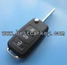 Topbest original 5K0 837 202AJ Passat remote key 3 button vw passat remote key Touran Passat 5K0 959 753 AG