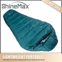 thick cotton cold weather mummy sleeping bag