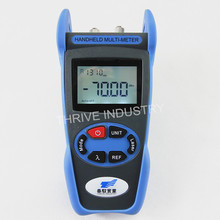 THRIVE INDUSTRY power meter TY-8200 Optical Power Meter+optic laser source Optical Multi Meter