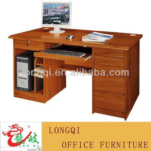 High quality cheap simple modern office home mdf wooden for Cheap quality furniture