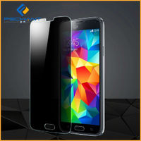 2015 New Front Full Screen Real Tempered Glass Privacy Film Cover for Samsung s4