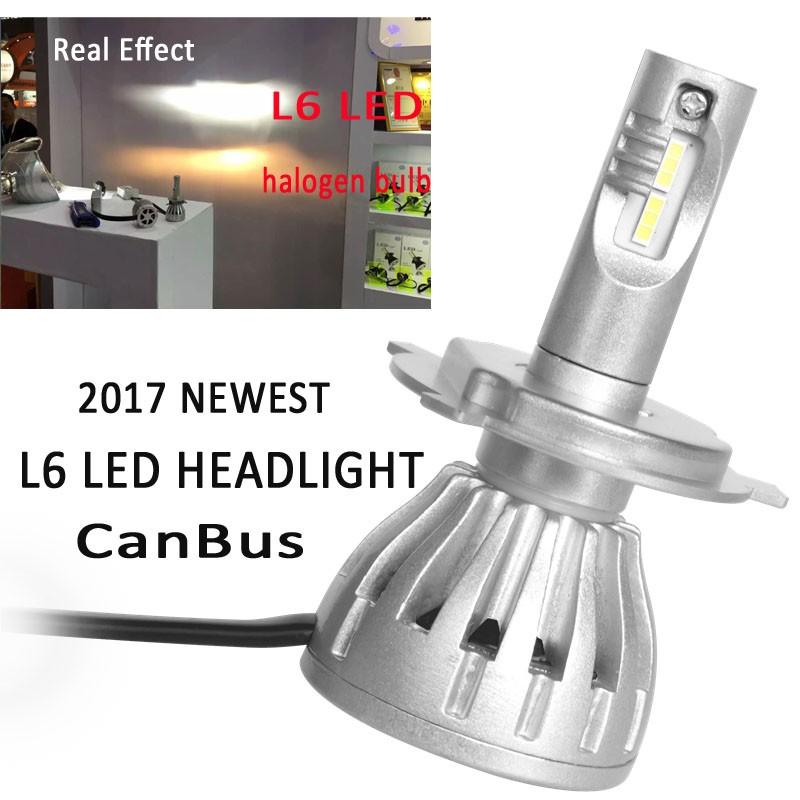 L6 LED headlight