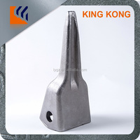 Hot products strong long lasting coal mining forged excavator bucket teeth