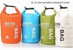 Factory price Outdoor waterproof dry bag 2L,5L,10L