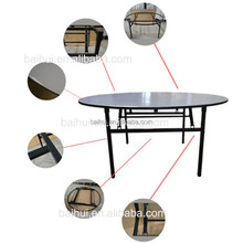 2015 Xinbaihui Madera plywood hotel table,catering restaurant table for sale BH-TM36