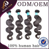 Hot Sale dyeable and bleachable 2012 Newest bulk indian virgin remy hair weave