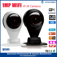 2015 ESCAM QF505-WIFI HD arrey led IR 10 m 720p onvif Wireless Cloud technology Support TF card and baby monitoring ip camera