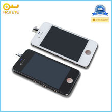 Grade AAA quality DHL fast ship for iphone 4s lcd screen with 6 months warranty