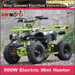 CE Mini buggy ATV 500W 800W 1000W kids electric drift trike quad bike buggy ATV for sale