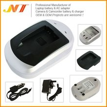 Rechargeable DA001 Battery Charger with UK/EU/USA cable