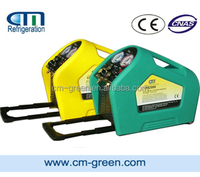 portable refrigerant recovery machine freon R22 prices R410a refrigerant recovery pump CM2000A