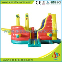 GIMF5028 Most crazy sale boats type inflatable jumping for kids in 2015