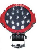 51w led work light waterproof IP67 hot sell car jeep suv utv led lighting