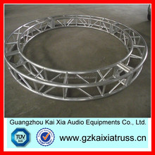 special shaped circle truss for outdoor events