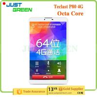 New Arrival Teclast P80 4G Octa Core 8 inch 2GB 16GB Andriod 5.0 4G extra sex power tablet made in China