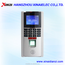 Hot product RFID & Fingerprint access control & time attendance with t9 input operation without software