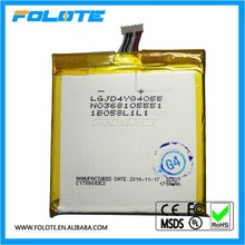 3.8v 1800 mAH li-ion battery pack for Alcatel One Touch 6012D TLp017A2