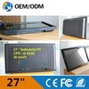 New products gaming computer Industrial cheap easy touch tablet all in one pc