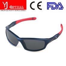 Polarized TR90 Leg Kids Sunglasses Custom Logo Sport kids rubber sunglasses