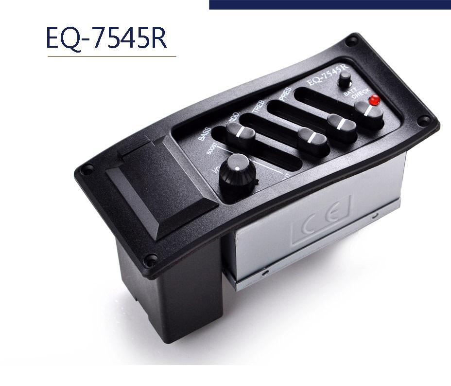 Toptan OEM EQ Yüksek Kalite Mini Gitar Ekolayzer Amplifikatör