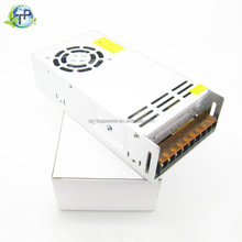 24v 48v 12v 350W power supply switching for industrial with fan