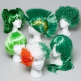 St. Patrick's Day 100th china wig hair accessories twist