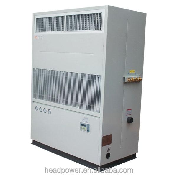 Evaporative Condensing Unit : Evaporative packaged floor standing split unit air
