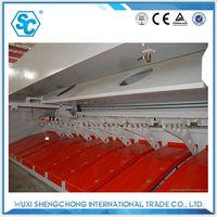 qc11k cheap aluminum sheet cutter equipment for guard bar production