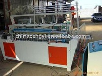automatic toilet paper rewinding machine