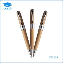 High quality handmade wooden pens manufacturer in china