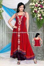 Designer Long salwar kameez