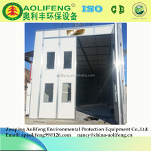 Commercial and industrial bus&truck spray booth, special paint booth