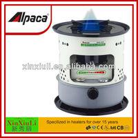 WKH-909 Alpaca brand Metal chimney kerosene stove