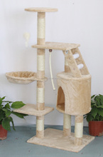 Wooden cat scratchers top sales pet products cat tree Cat Scratching Post