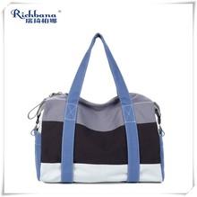 Canvas sport bag, canvas weekend Bag,canvas travel bag