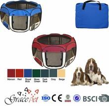 [Grace Pet] Best Fabric Pet Folding Dog Playpen