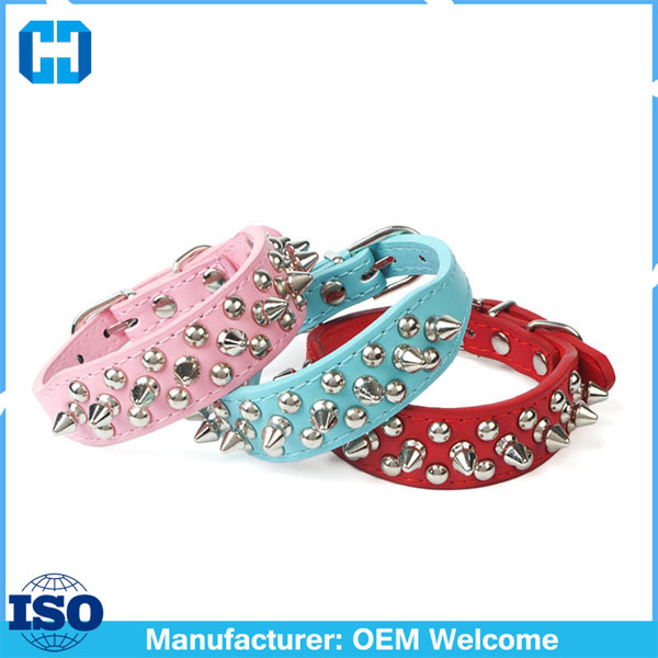 Punk-Style-Spiked-Pet-Dog-Collar-Round-Bullet-Nail-Rivet-Studded-Collar-Neck-Strap-Pitbull-Collar (2)