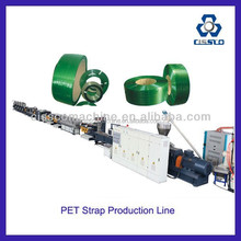 AUTOMATIC POLYESTER STRAPPING BAND PRODUCTION MACHINERY USED PET STRAPPING BAND EXTRUSION LINE