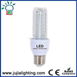 7w 630lm E27 energy saving led light bulb