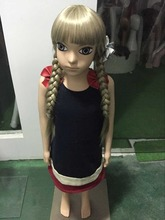 t-shirt model kids love doll dummy child size sex dolls for clothes display
