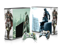 Duty Skin sticker For Xbox 360 Slim console and controller