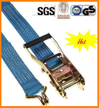 EB1607 50MMX5000KGS rope ratchet tie down straps