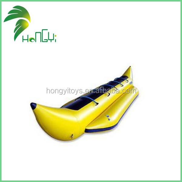 Gunagzhou Hongyi Good PVC Inflatable Banana Boat.jpg